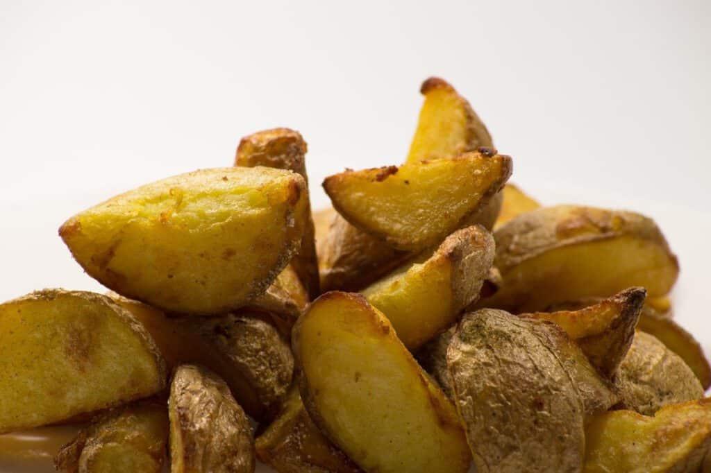 air fryer potato wedges ingredients