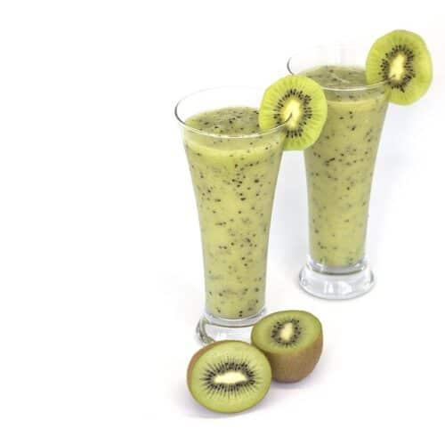 kiwi yogurt smoothie