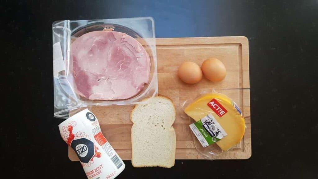 French toast omelette sandwich recipe