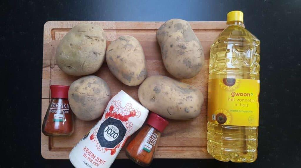 paprika chips recipe