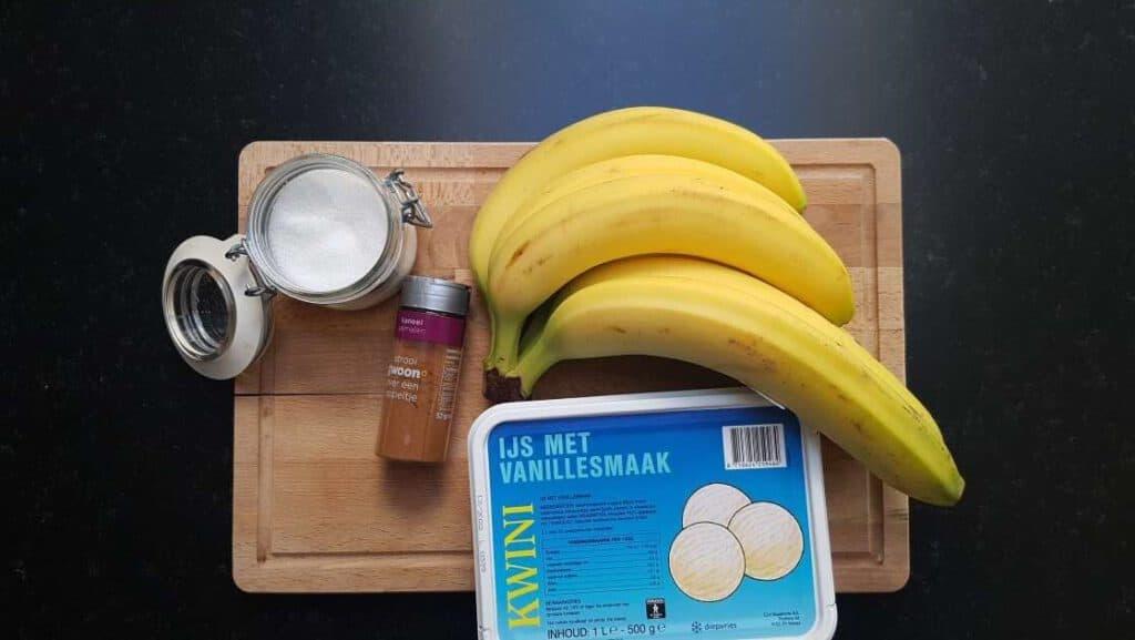 fried banana with cinnamon recipe